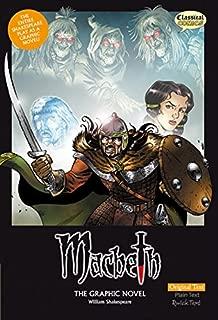 Macbeth: Original Text: The Graphic Novel (British English)