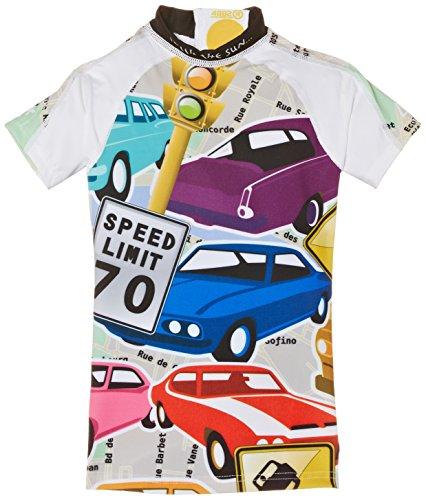 4BB2 Shirt Speed - Camiseta con protección Solar, Color Mul