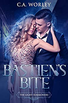 Bastien's Bite (The Light Summoners Book 1) by [C.A. Worley]
