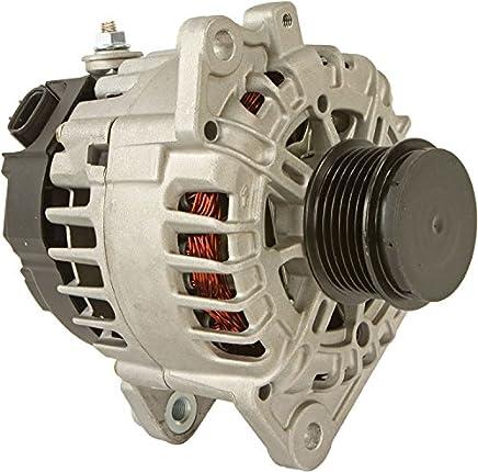 DB Electrical AVA0074 Alternator For Nissan 2.5L 2.5 Altima, Sentra 07 08 09 2007 2008 2009 / 23100-JA02A, 23100-JA02B / TG12C032, TG12C032SP