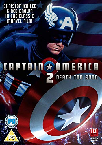 Captain America: Death Too Soon by Reb Brown(2013-03-25)