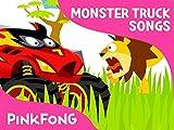 Monster Trucks in the Jungle