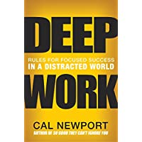 Deep Work: Rules for Focused Success World Kindle Edition Deals