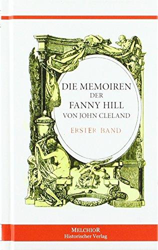 John Cleland: Die Memoiren der Fanny Hill