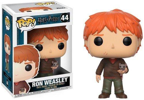 Funko POP! Vinilo Colección Harry Potter - Figura Ron Weasley (14938)
