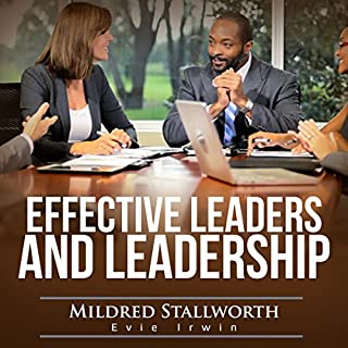 Effective Leaders and Leadership audiobook cover art
