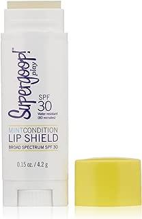 Supergoop! Mint Condition Lip Shield SPF 30, 0.15 oz.