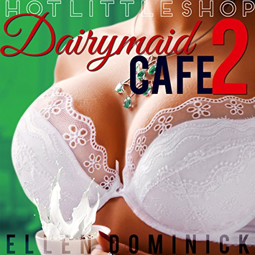 Dairymaid Cafe audiobook cover art