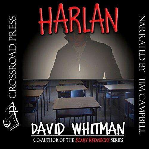 Harlan audiobook cover art