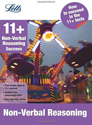 Non-Verbal Reasoning: Complete Revision (Letts 11+ Success)