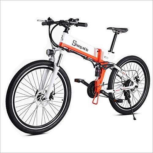 Shengmilo Bicicleta Eléctrica E-MTB 26