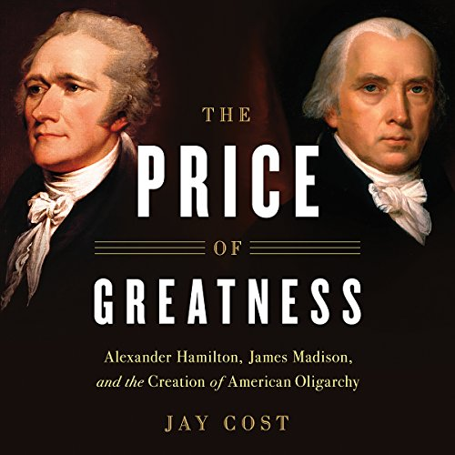 The Price of Greatness audiobook cover art