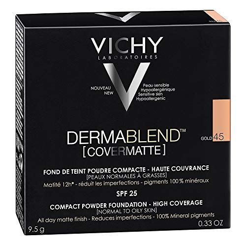 VICHY DERMABLEND Covermatte Puder 45 9.5 g