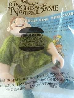 Disney Burger King Quasimodo Figurine Kids Meal Toy Hunchback of Notre Dame