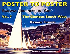 Railway Journeys in Art: The Glorious South-West
