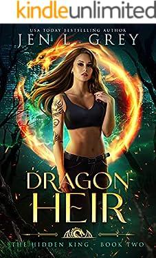 Dragon Heir (The Hidden King Book 2)