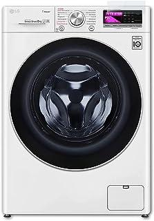 atFoliX Plastglasskyddsfilm är kompatibel med LG V4W800B Glasskydd, 9H hybridglas FX Skyddsglas av plast