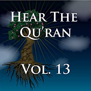 Hear The Quran Volume 13 cover art