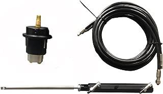 Woqi WQQW Marine Hydraulic Steering Kit for Sterndrives