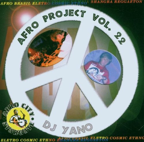 Vol. 22-Afro Project