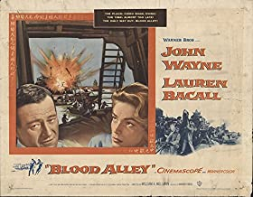 Blood Alley 1955 Authentic 22