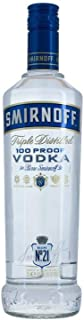 Smirnoff Vodka Blue Label 1 Liter