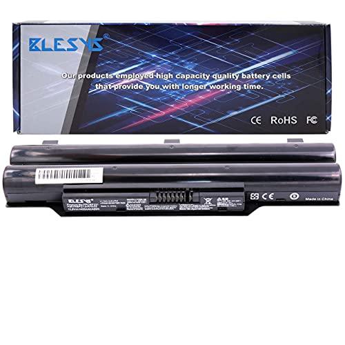 BLESYS FMVNBP213 FPCBP331 FPCBP347AP CP567717-01 kompatibel mit Laptop Akku FUJITSU Lifebook A532 AH512 AH532 AH532-G21 AH532-G52 AH532/GFX AH562 10.8V 4400mAh
