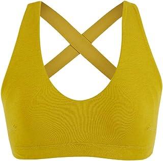 Yoga Bra Cross No Back Buckle Shockproof Vest Quick-drying Women's Sports Bras