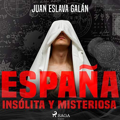 España insólita y misteriosa  By  cover art