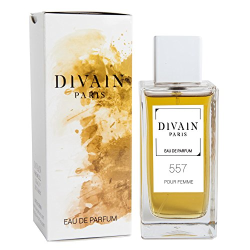 DIVAIN-557, Eau de Parfum pour femme, Spray 100 ml