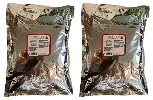 Frontier Bulk Horsetail Herb, Cut & Sifted, Organic, 1 lb. Package - 2pc