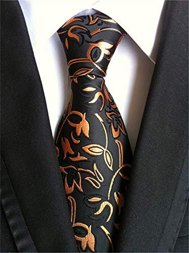 VGYUAS Corbata Corbatas para Hombre Corbata De Boda 8 Cm Corbatas Delgadas Corbata para Hombre Accesorios De La Camisa De Boda