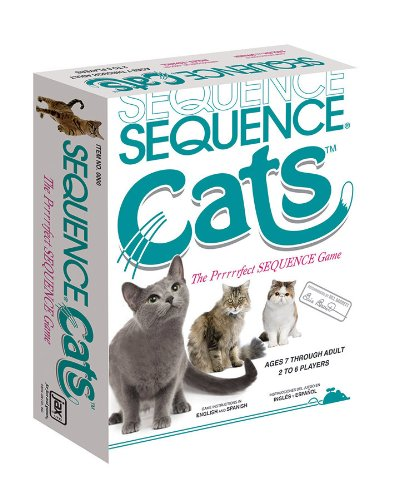 Sequence Cats Game (Toy)