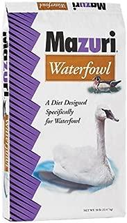 Mazuri Waterfowl Maintenance Swan and Duck Food 50 lb