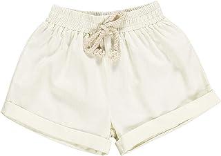 Noubeau Toddler Baby Boys Girls Solid Color Summer Sport Jogger Active Shorts Pants
