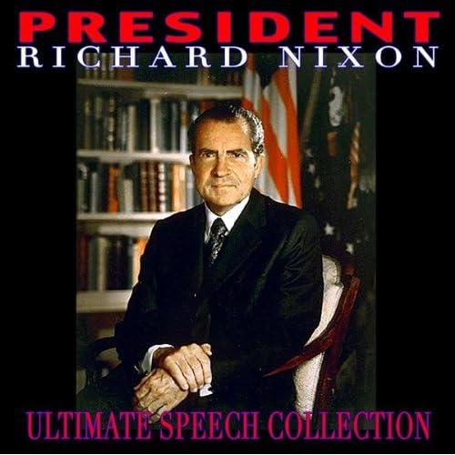 I'm Not A Crook Soundbite by President Richard Nixon on