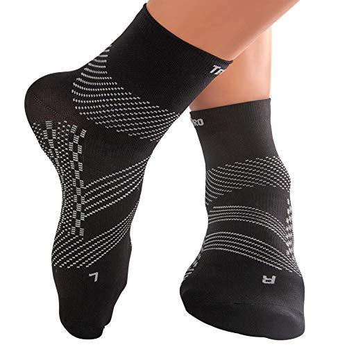 4. TechWare Pro Ankle Brace Compression Sleeve