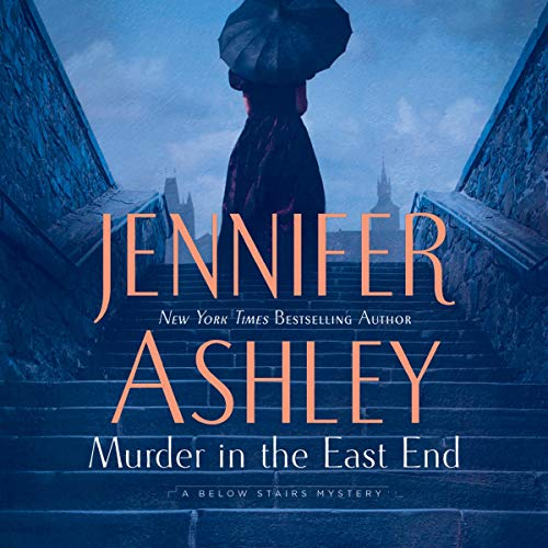 Murder in the East End cover art