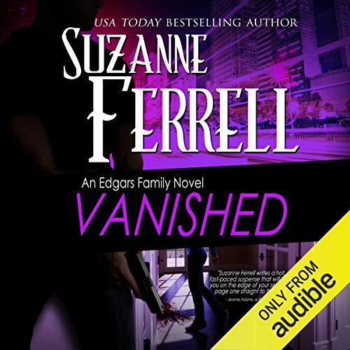 Vanished audiobook cover art
