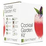plant theatre cocktail garden kit, varietà da coltivare