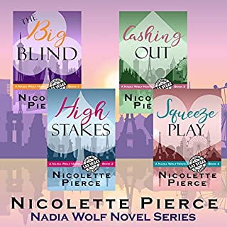 Nadia Wolf Series                   By:                                                                                                                                 Pierce Nicolette                               Narrated by:                                                                                                                                 Wendy Anne Darling                      Length: 28 hrs and 57 mins     2 ratings     Overall 4.5