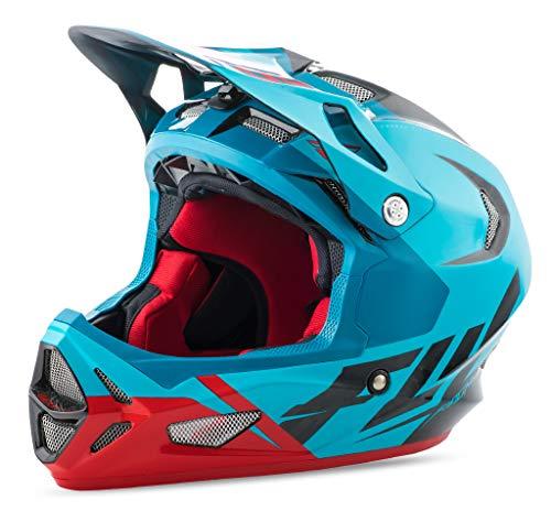 Fly Racing 73-9202X - Gráfico Ultra de color azul/rojo/negro