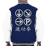 Photo de Cloud City 7 Hadouken Street Fighter Men's Varsity Jacket