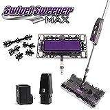 Swivel Sweeper - Balai aspirateur électrique rotatif à batterie rechargeable, sans sac