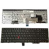 Gazechimp Clavier pour Lenovo IBM ThinkPad E475 Clavier d