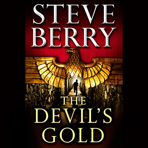 The Devil's Gold audiobook cover art