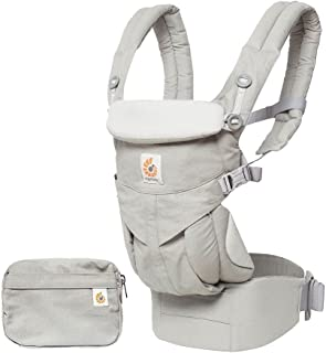 Ergobaby Omni 360 Baby Carrier, Pearl Grey