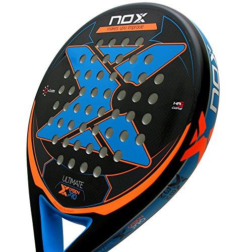 NOX Racchetta da paddle Ultimate Carbon Pro