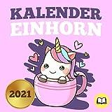 Kalender Einhörner 2021