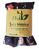 Saco térmico de semillas y hierbas multiusos (45cm x 15cm) Lavanda - MITE (Pájaros)